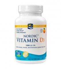 天然有机维D软糖 Nordic Naturals 120粒