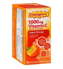超级维C 混合橙汁饮料-香橙口味Alacer264克30包