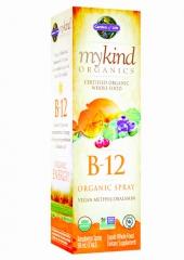 有机维生素B12喷剂 Garden of Life  58毫升