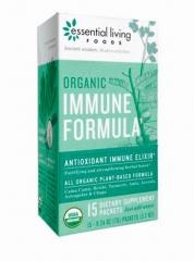 有机免疫强身配方营养混饮Essential Living Foods105克,含灵芝孢子粉,白桦茸粉