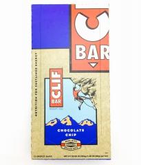 克里夫高蛋白能量棒巧克力风味Clif Bar  12条,每条68克