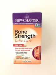 增强骨密度植物性钙片 New Chapter 120微粒